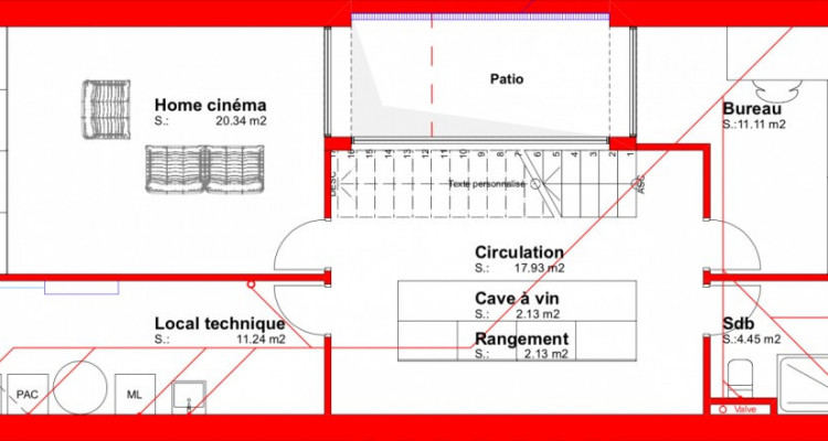 Superbe villa mitoyenne sur plan à Mies ! image 8