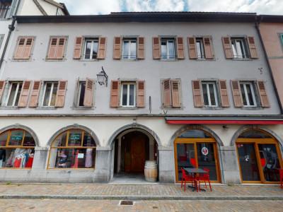 Exclusivité - Centre ville - Spacieux appartements 4.5 et 1.5 pièces image 1