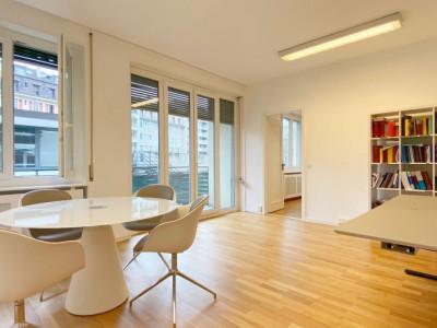 Bureau de 87 m2 à lAvenue de Champel 22 image 1