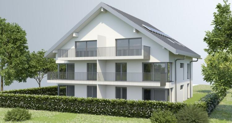 Résidence - Le Domaine du Marronnier - Lot 4 - 3.5 pièces au 1er étage image 1