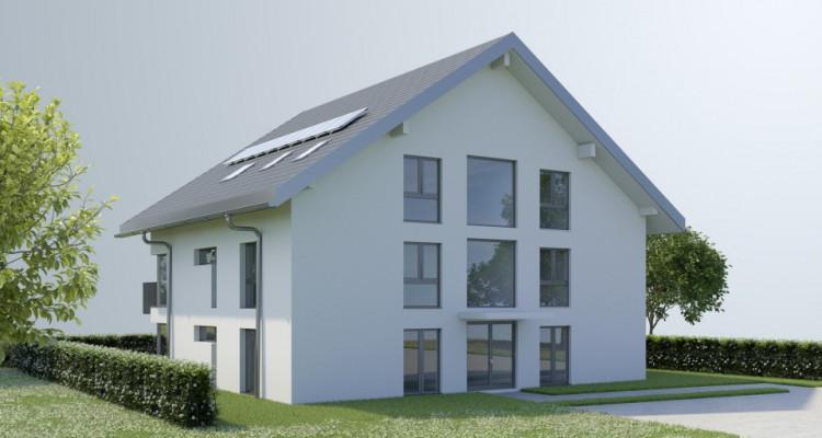 Résidence - Le Domaine du Marronnier - Lot 4 - 3.5 pièces au 1er étage image 2