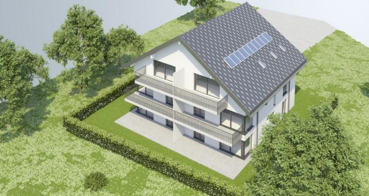 Résidence - Le Domaine du Marronnier - Lot 4 - 3.5 pièces au 1er étage image 4