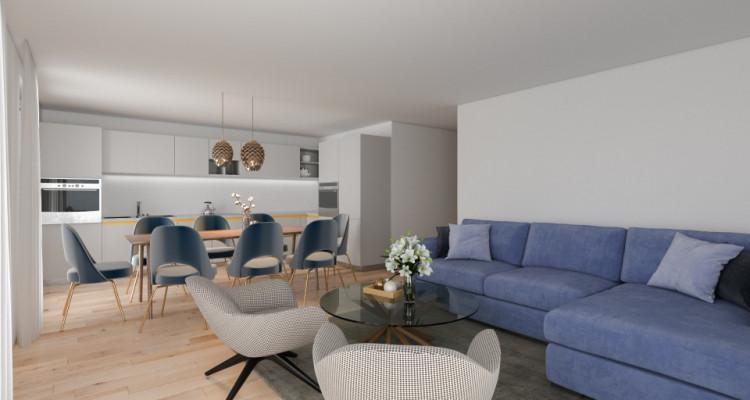 Résidence - Le Domaine du Marronnier - Lot 4 - 3.5 pièces au 1er étage image 5