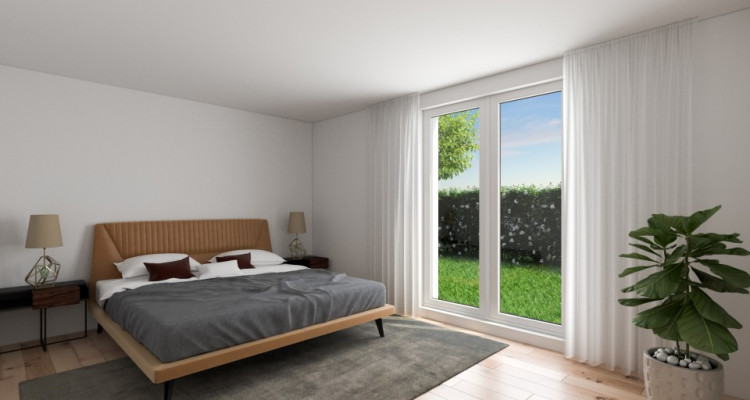 Résidence - Le Domaine du Marronnier - Lot 4 - 3.5 pièces au 1er étage image 6