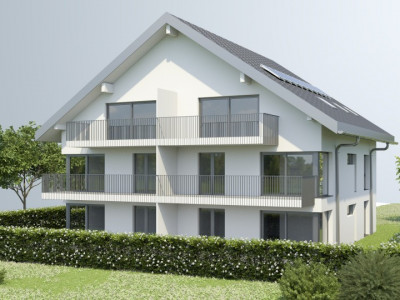Résidence - Le Domaine du Marronnier - Lot 6 - 3.5 pièces au 2e étage image 1