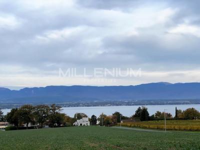 Belle maison individuelle avec magnifique vue sur lac à Anières. image 1