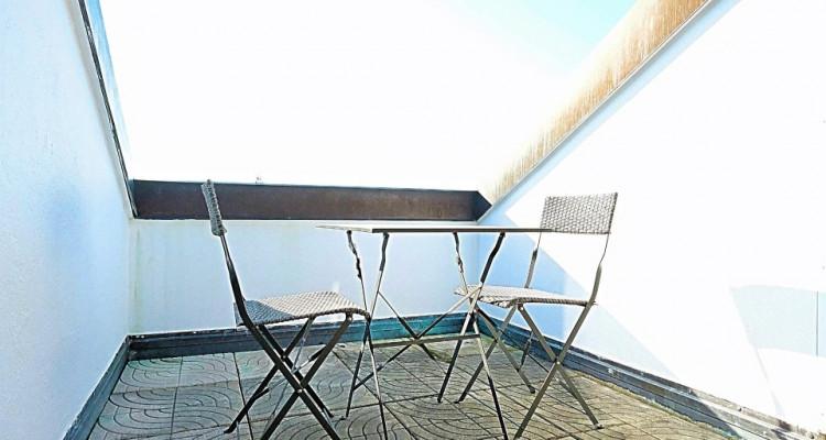 Magnifique studio meublé avec balcon/ 1 SDB  image 2