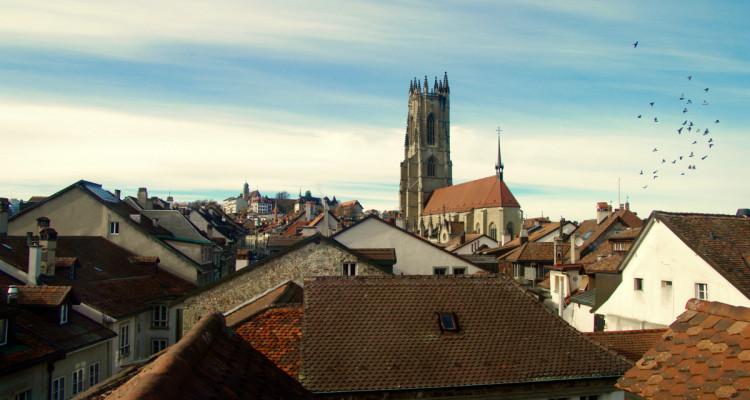 Magnifique attique en duplex avec vue panoramique sur la vieille ville image 11
