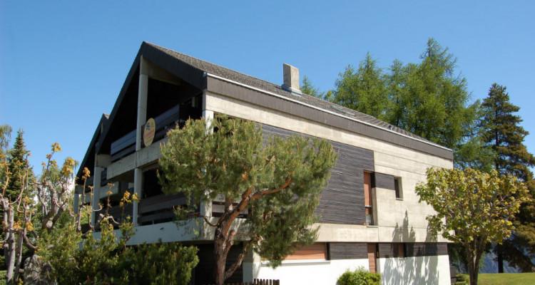 Attique - Immeuble Liches - Rénové -proche de la piste de ski pour les enfants image 1