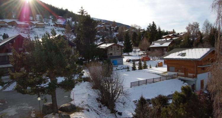 Attique - Immeuble Liches - Rénové -proche de la piste de ski pour les enfants image 7