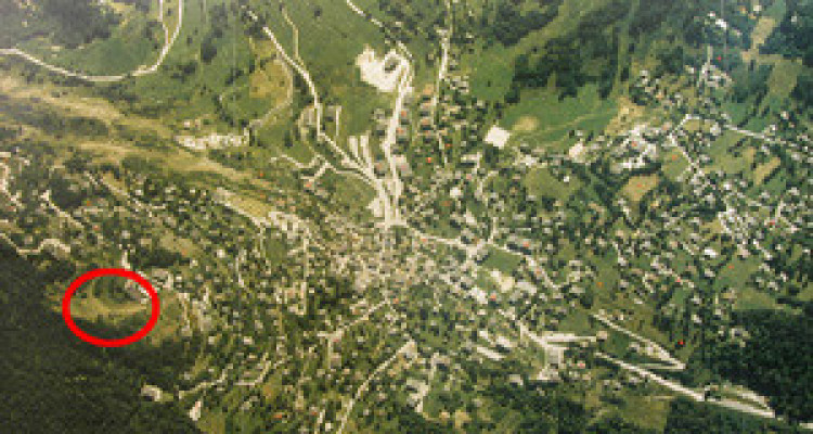 Situation :  Chalet individuel situé au lieu-dit Roches-Hombes avec ensoleillement maximal, grande tranquilité et magnifique vue sur la Vallée du Rhône, le Val dAnniviers et le Crêt image 10