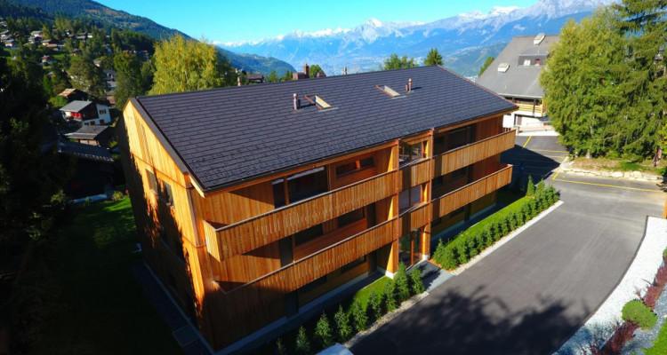 Immeuble - Le Louché - Dernières résidences secondaires - spacieuses terrasses - Centre du village image 2