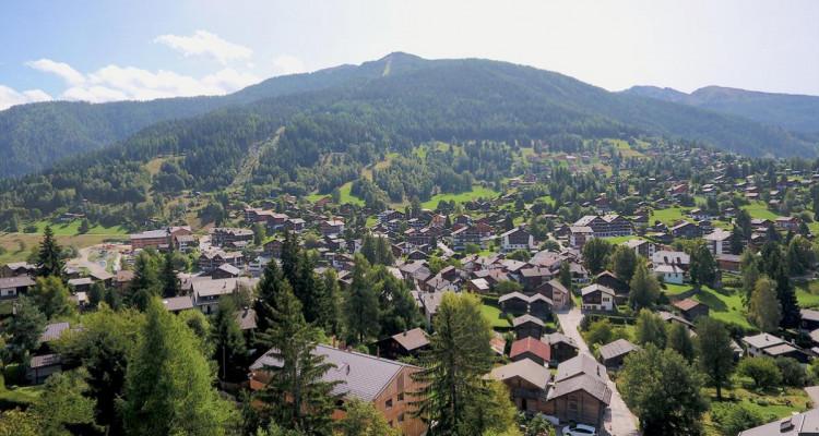 Immeuble - Le Louché - Dernières résidences secondaires - spacieuses terrasses - Centre du village image 3
