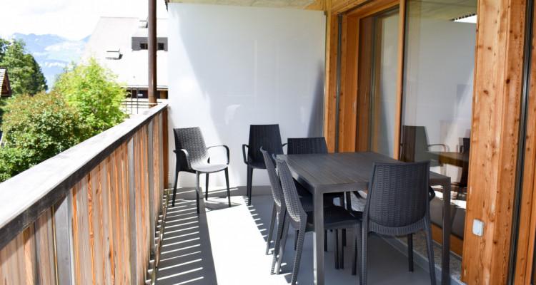 Immeuble - Le Louché - Dernières résidences secondaires - spacieuses terrasses - Centre du village image 13