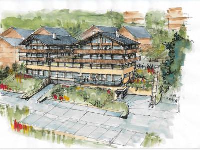 Promotion Les Echères - Locaux commerciaux - Garages - bureaux - Résidences Pricipales - Proches des pistes de ski image 1