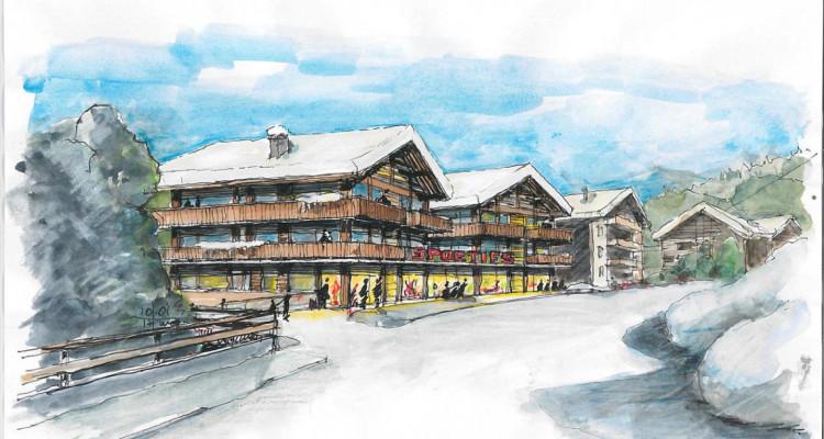Promotion Les Echères - Locaux commerciaux - Garages - bureaux - Résidences Pricipales - Proches des pistes de ski image 2