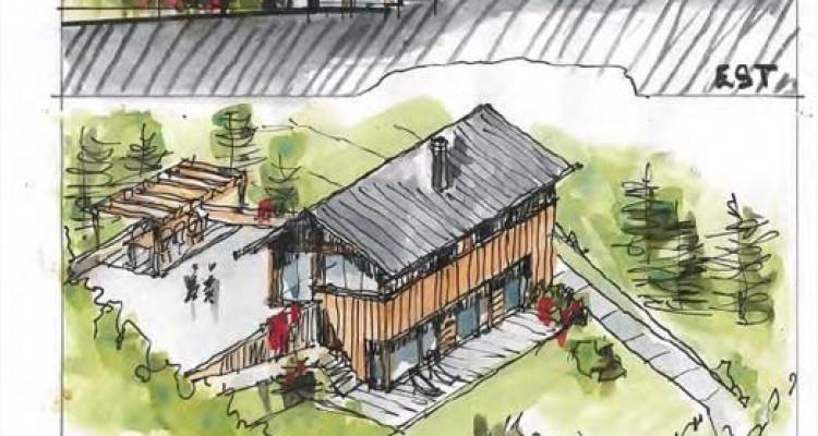 Projet promotion type E au lieu-dit Roches-Hombes à Vercorin (Résidence Principale) image 1