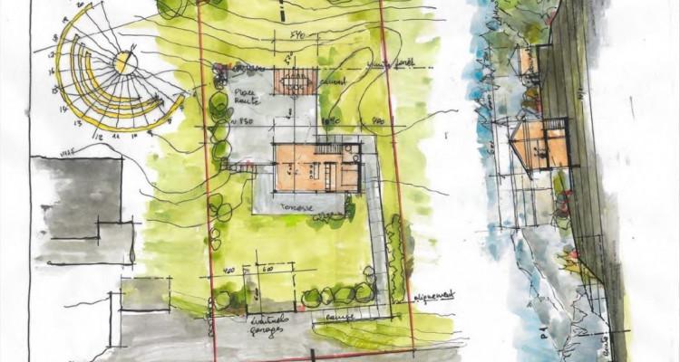 Projet promotion type E au lieu-dit Roches-Hombes à Vercorin (Résidence Principale) image 3