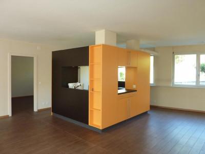 Appartement 4.5 pièces rénové au centre de la ville de Sierre image 1