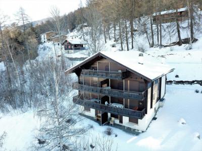 Appartement 4 pièces avec cheminée et grand balcon vue imprenable image 1