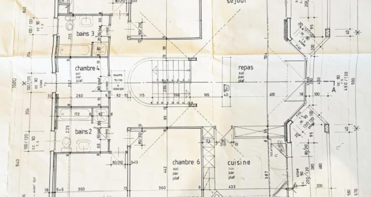 FOTI IMMO - Maison individuelle de 6,5 pièces + appartement de 3,5 pièces. image 8