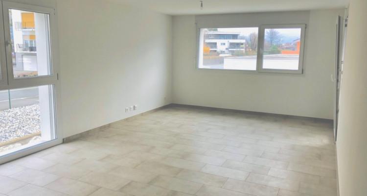 Appartement 3.5 pièces neuf 92 m2 avec parking souterrain à Vétroz image 3