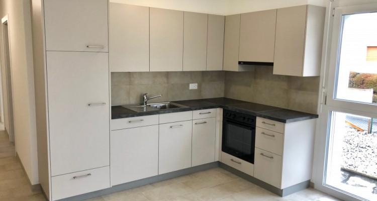 Appartement 3.5 pièces neuf 92 m2 avec parking souterrain à Vétroz image 4