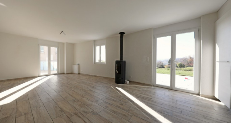 3D // Superbe villa / 6,5 p / 4 chambres / 2 SDB / Jardin avec vue image 1