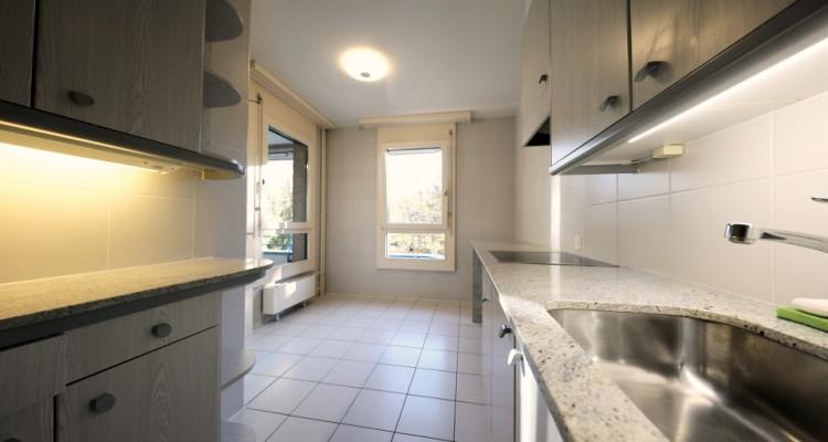 3D // Magnifique appartement de 3 p  / 1  chambres / 1 SDB / Balcon image 3