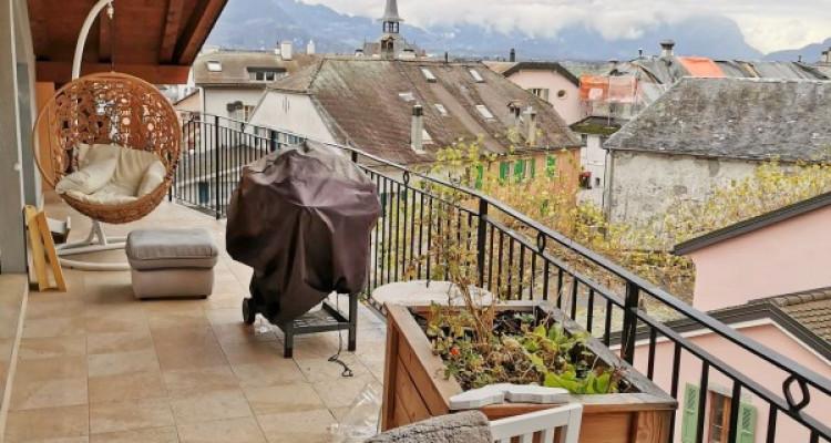 Magnifique appartement 5,5 p / 4 chambres / 2 SDB / balcon avec vue image 1