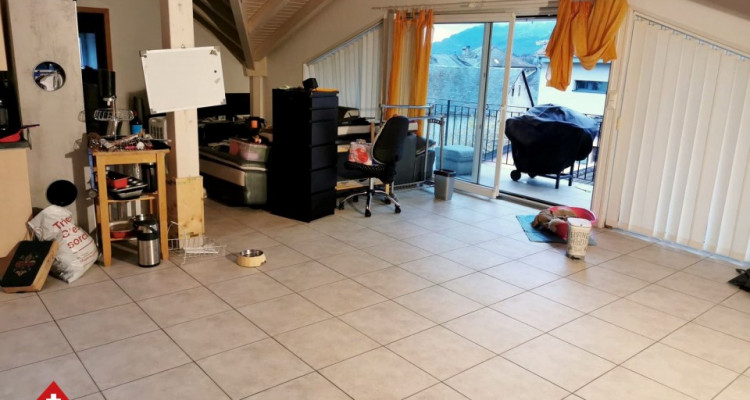 Magnifique appartement 5,5 p / 4 chambres / 2 SDB / balcon avec vue image 2