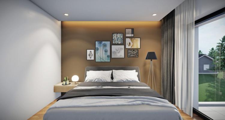 C-Service vous propose une villa jumelée de 4,5 pièces à Ollon (VD) image 5