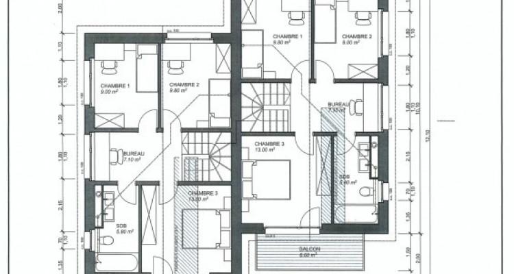 C-Service vous propose une villa jumelée de 4,5 pièces à Ollon (VD) image 10