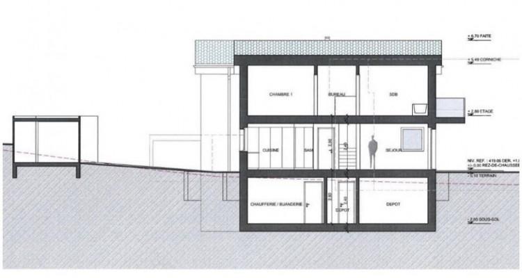C-Service vous propose une villa jumelée de 4,5 pièces à Ollon (VD) image 11
