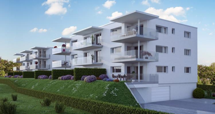 Appartement avec terrasse à vendre 4.5 pièces à Vouvry image 3