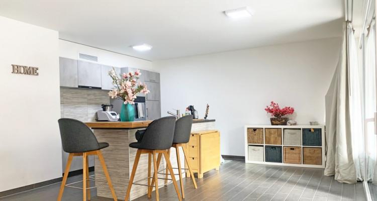 FOTI IMMO - Bel appartement de 3,5 pièces + 65 m2 de terrasse/jardin. image 2