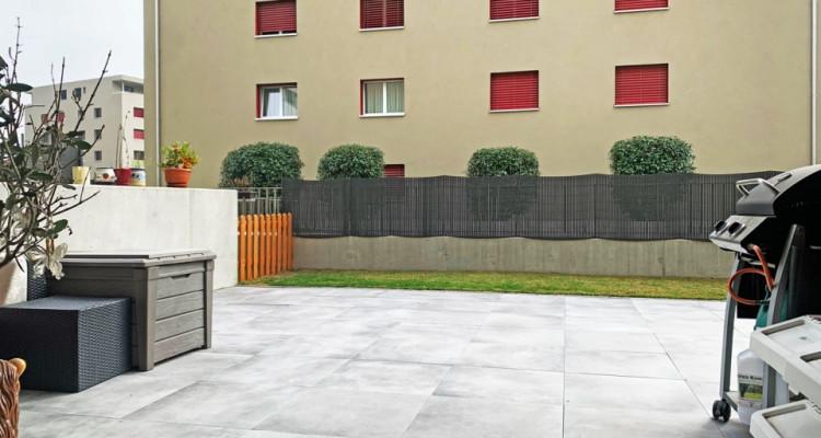 FOTI IMMO - Bel appartement de 3,5 pièces + 65 m2 de terrasse/jardin. image 5