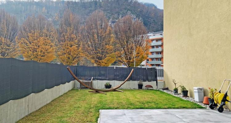FOTI IMMO - Bel appartement de 3,5 pièces + 65 m2 de terrasse/jardin. image 6