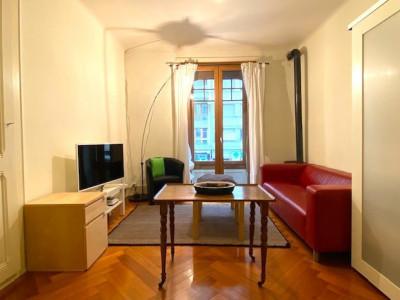 Charmant appartement 2 pièces au cœur des Eaux-Vives   image 1