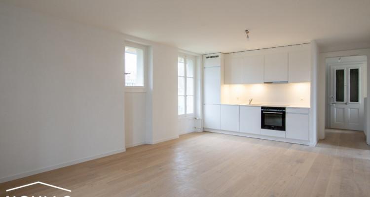 Bel appartement 3.5 pièces 55 m² rénové à Renens image 1