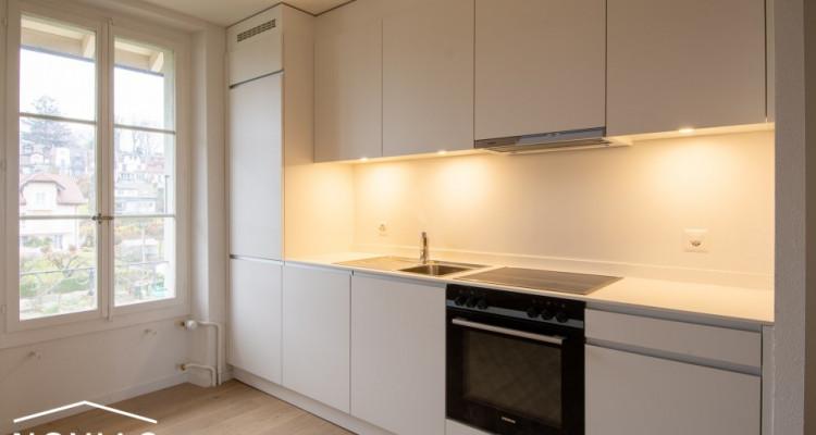 Bel appartement 3.5 pièces 55 m² rénové à Renens image 2