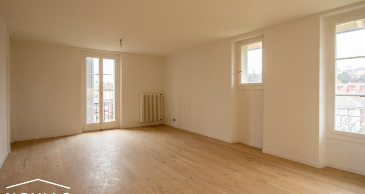 Bel appartement 3.5 pièces 55 m² rénové à Renens image 3