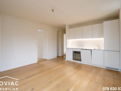 Bel appartement 3.5 pièces rénové à Renens image 1