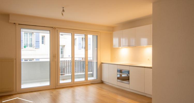 Beau studio à Lausanne quartier sous-gare image 1