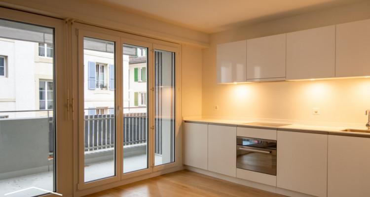 Beau studio à Lausanne quartier sous-gare image 2