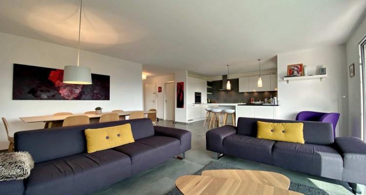 Magnifique appartement meublé de 4,5 pièces - Terrasse - Vue lac image 3
