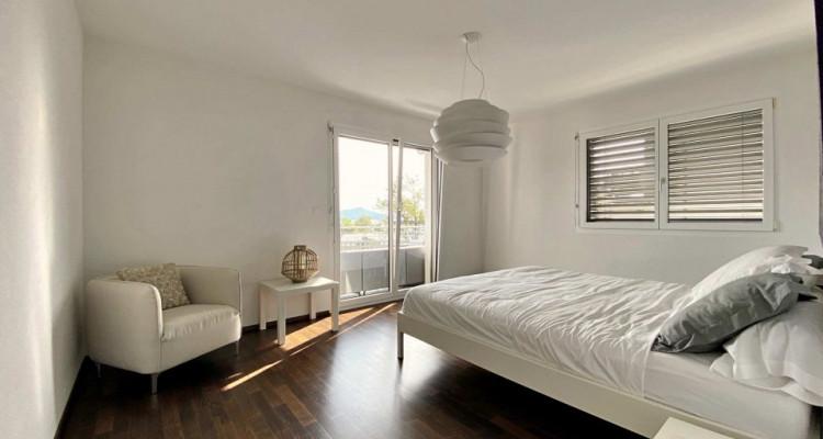 Magnifique appartement meublé de 4,5 pièces - Terrasse - Vue lac image 6