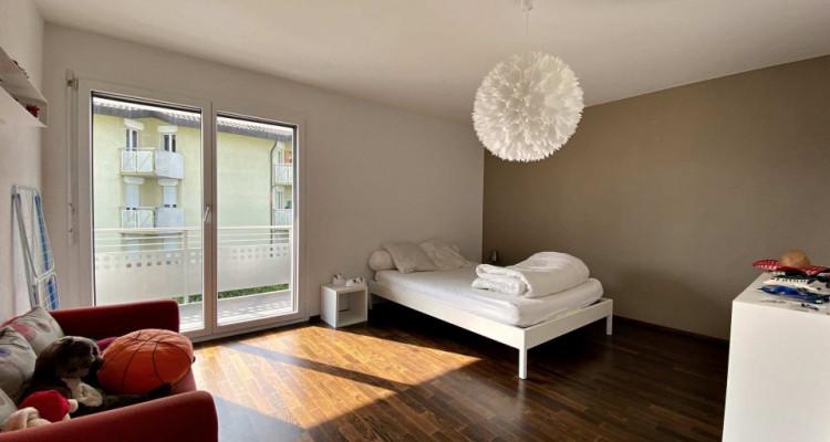 Magnifique appartement meublé de 4,5 pièces - Terrasse - Vue lac image 9
