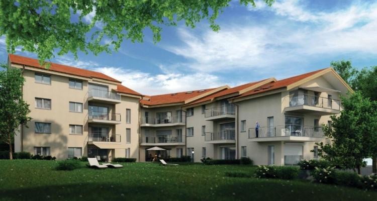 Appartement 2,5 pces,  surface 66m2 et balcon de 8m2 image 1
