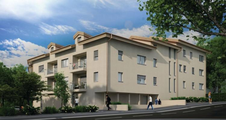 Appartement 2,5 pces,  surface 66m2 et balcon de 8m2 image 2